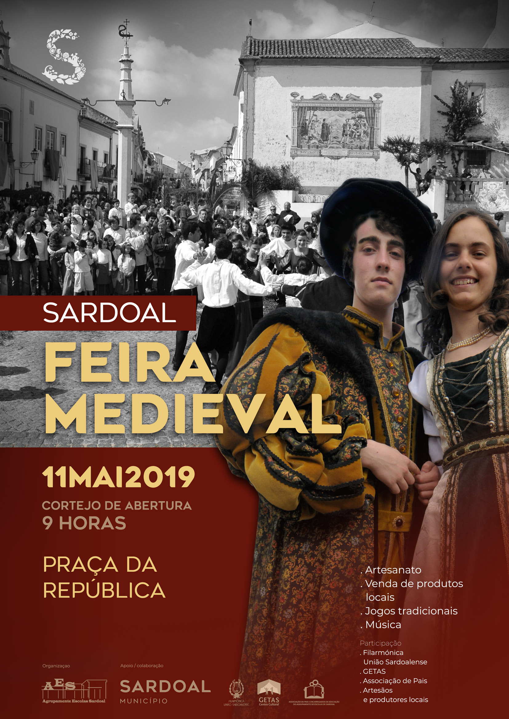 feira medieval finalissimo 2019